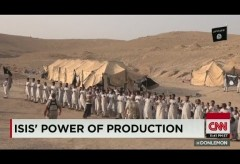 ISIS' power of propoganda and production