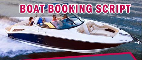 boat booking demo