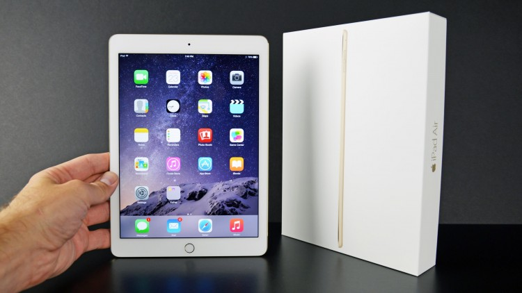 Apple iPad Air 2: Unboxing & Review